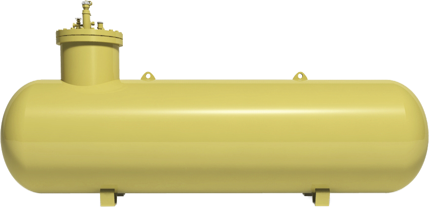 Газгольдер EUROTANK2700 мосрегионгаз